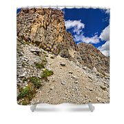 Dolomiti - Gran Cir Shower Curtain