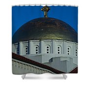 Dome At St Sophia Shower Curtain