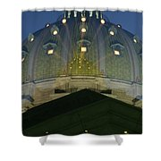 Dome In A Dome   # Shower Curtain