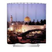 Dome - Twilight Shower Curtain