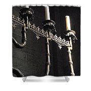 Domkyrkan Lund Se A 17 Shower Curtain