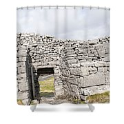 Don Angus Shower Curtain