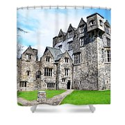 Donegal Castle - Ireland Shower Curtain