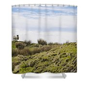 Donegal Sheep Shower Curtain
