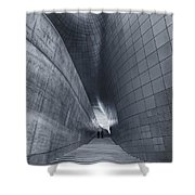 Dongdaemun Design Plaza Shower Curtain