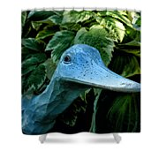 Donna's Quack Shower Curtain