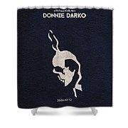 Donnie Darko Shower Curtain