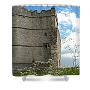Donnington Castle Shower Curtain
