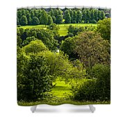 Donnington Grove Newbury Shower Curtain