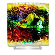 Don't Be Shy  Shower Curtain