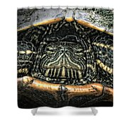 Don't Rock My House - Turtle Shower Curtain