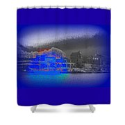 Dont Sail Away From Me, Take Me With You  Shower Curtain