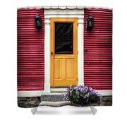 Door 11 Shower Curtain