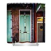 Door 939 Shower Curtain