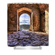 Door Down To Earth Shower Curtain