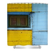 Doors And Windows Buenos Aires 15 Shower Curtain