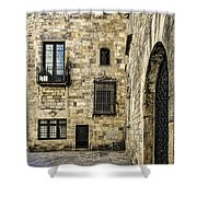 Doors And Windows Shower Curtain