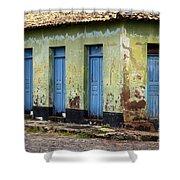 Doors Of Alcantara Brazil 4 Shower Curtain