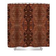 Doors Of Zanzibar Clove Shower Curtain