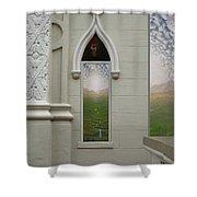 Doorway 15 Shower Curtain