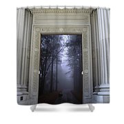 Doorway 24 Shower Curtain