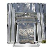 Doorway 39 Shower Curtain