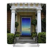 Doorway 8 Shower Curtain