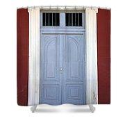 Doorway Of Nicaragua 010 Shower Curtain