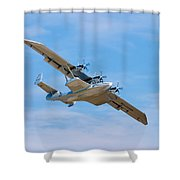 Dornier Do-24 Shower Curtain