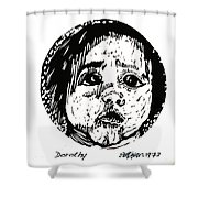 Dorothy Shower Curtain