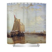 Dort Or Dordrecht Shower Curtain