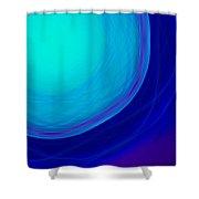 Dot-05 Shower Curtain