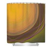 Dot-07 Shower Curtain