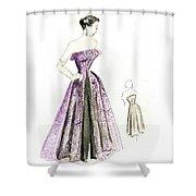 Purple Passion Shower Curtain
