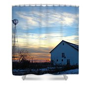 Dougherty Barn Shower Curtain