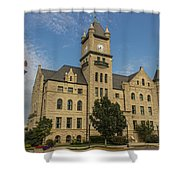 Douglas County Courthouse 4 Shower Curtain