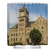 Douglas County Courthouse 5 Shower Curtain