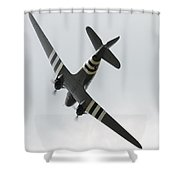 Douglas Dakota Tenterden Shower Curtain