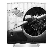 Douglas Dc-3 Shower Curtain