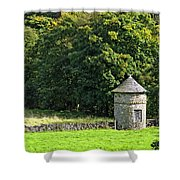 Dovecote At Swainsley Near Warslow Shower Curtain