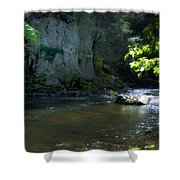 Dowlin Forge Park - Brandywine Creek Shower Curtain
