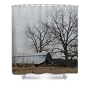 Down On The Farm 2 Shower Curtain