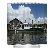 Downeast Style Shower Curtain