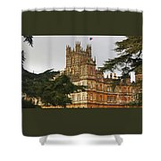 Downton Abbey Vision # 4 Shower Curtain