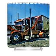 Downton's Transport Catr3117-13 Shower Curtain