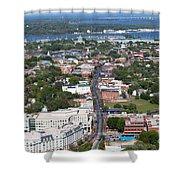 Downtown Annapolis Shower Curtain