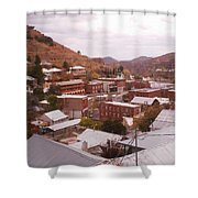 Downtown Bisbee Shower Curtain