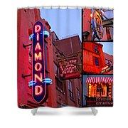 Downtown Halifax Shower Curtain