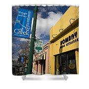 Downtown Walnut Creek California Shower Curtain