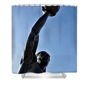 Dr. J. Shower Curtain